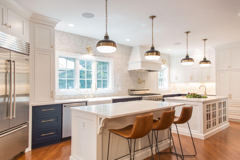 Custom Design & Build Kitchen