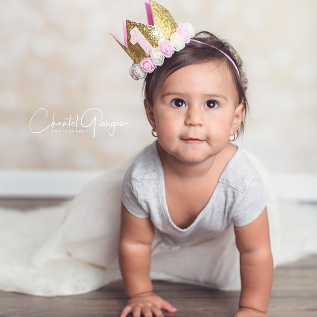 Photographed the sweetest little girl the other day!  Happy 1st birthday to this cutie!