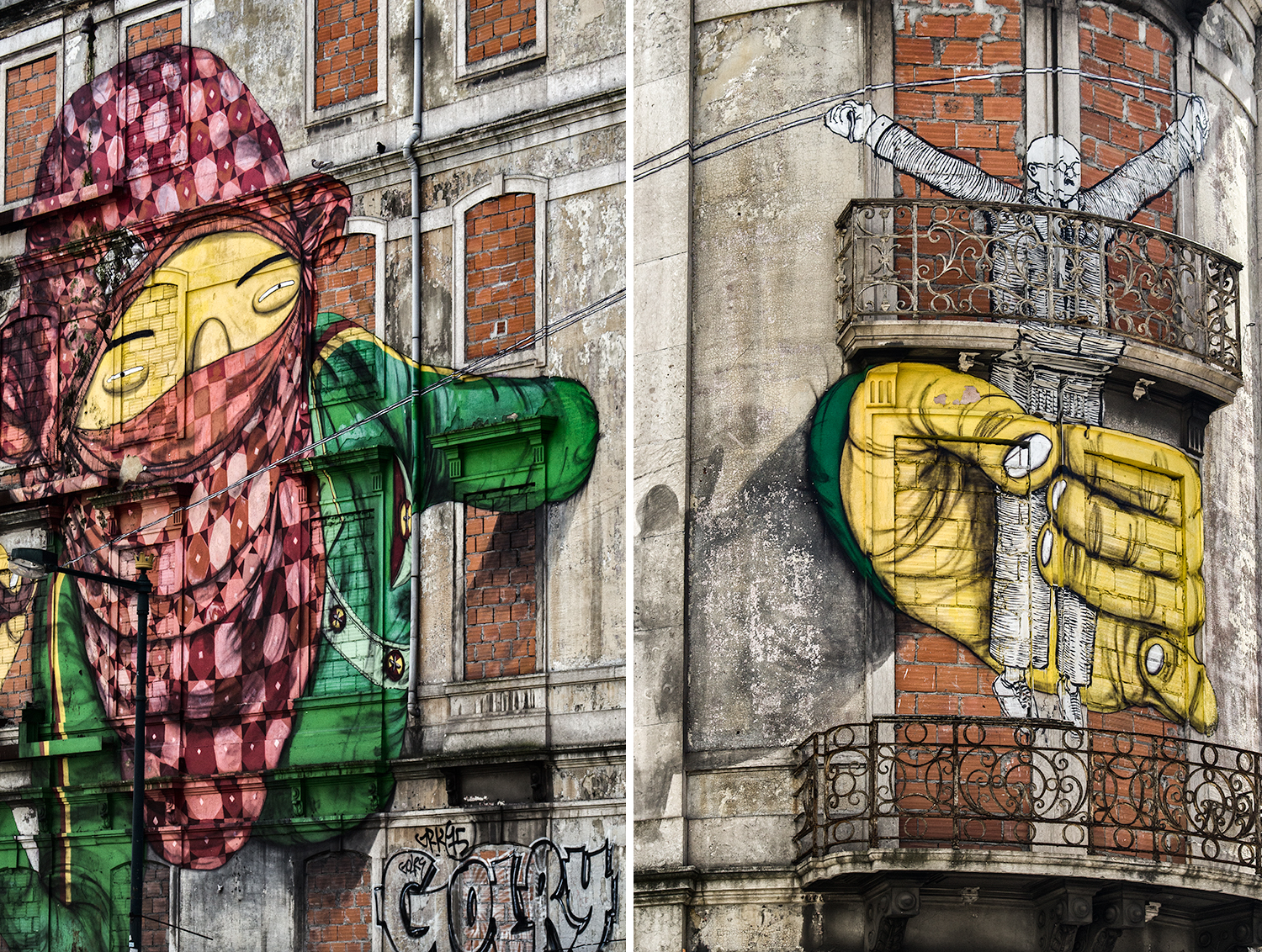 Lisbon sightseeing with Lisbon Photo Tour - Street Art