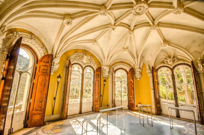 Sightseeing in Sintra with Sintra Photo Tour: Quinta da Regaleira