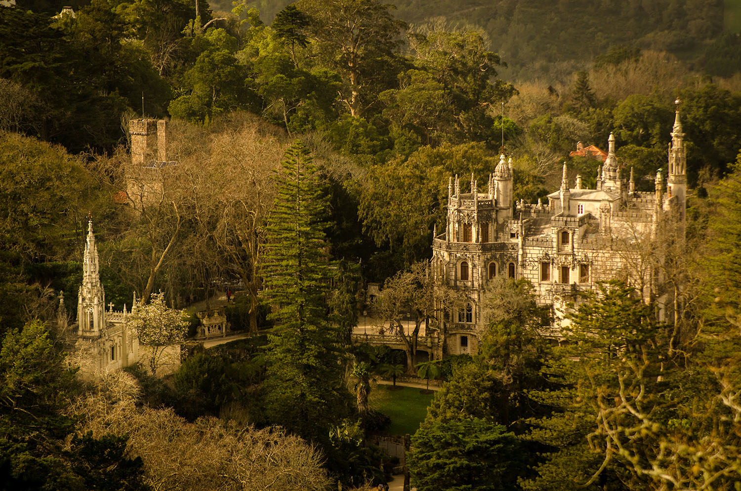 Sintra Photo Tour - Quinta da Regaleira