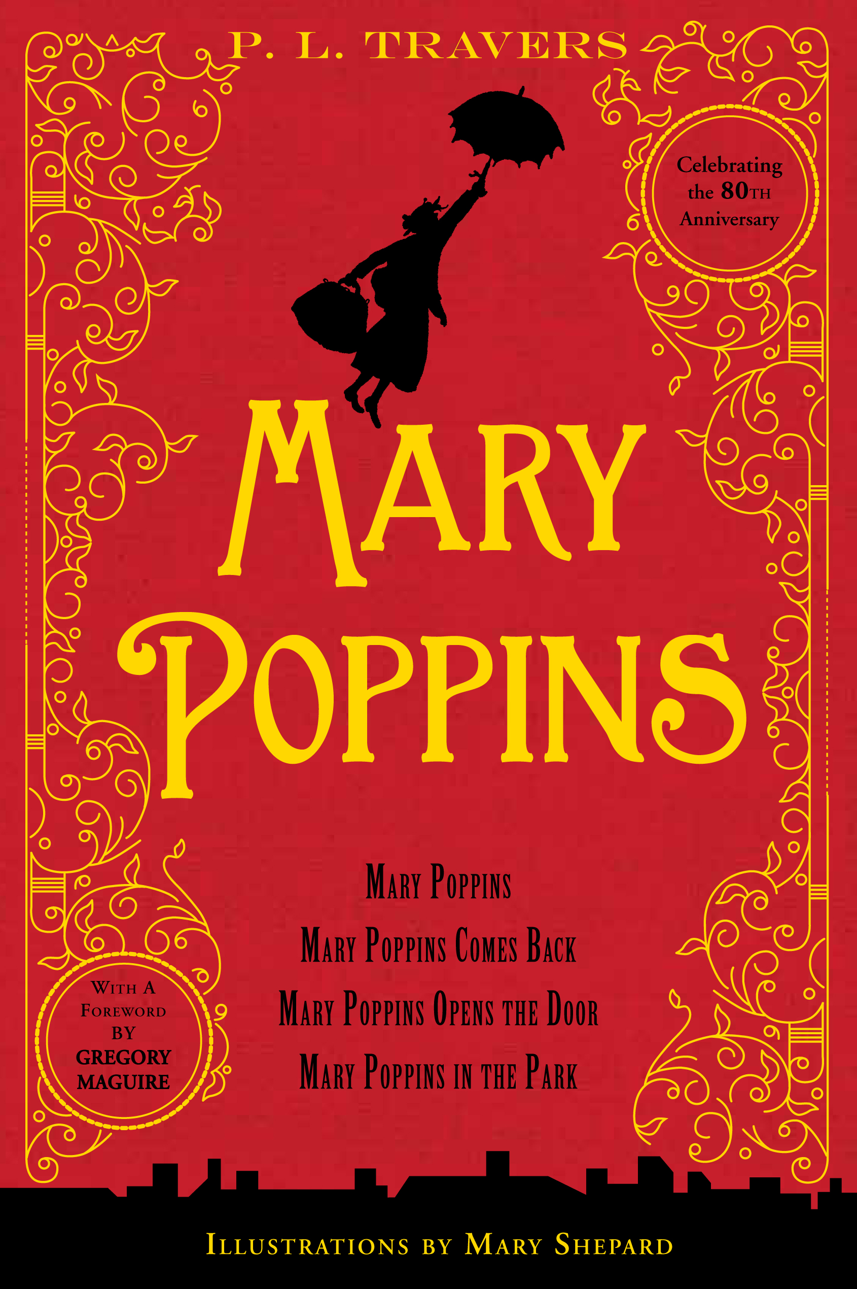 Mary Poppins 80th Anniversary Collection