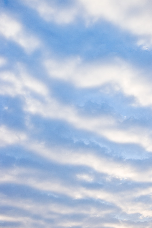 Sunrise Cloud Abstract, Virginia.