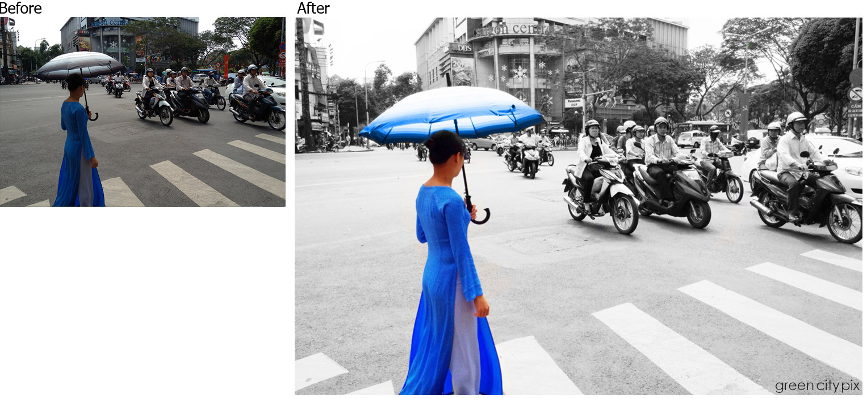 Saigon Crossing