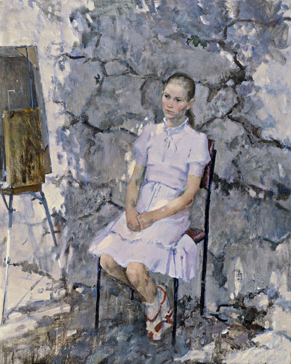 """""""Portrait of the Girl in Cremia"""""""