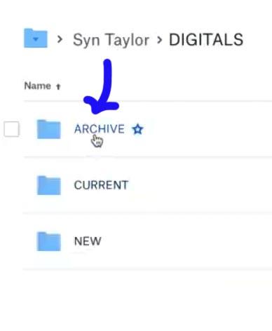 Step 4 select Digital Archive folder.jpg