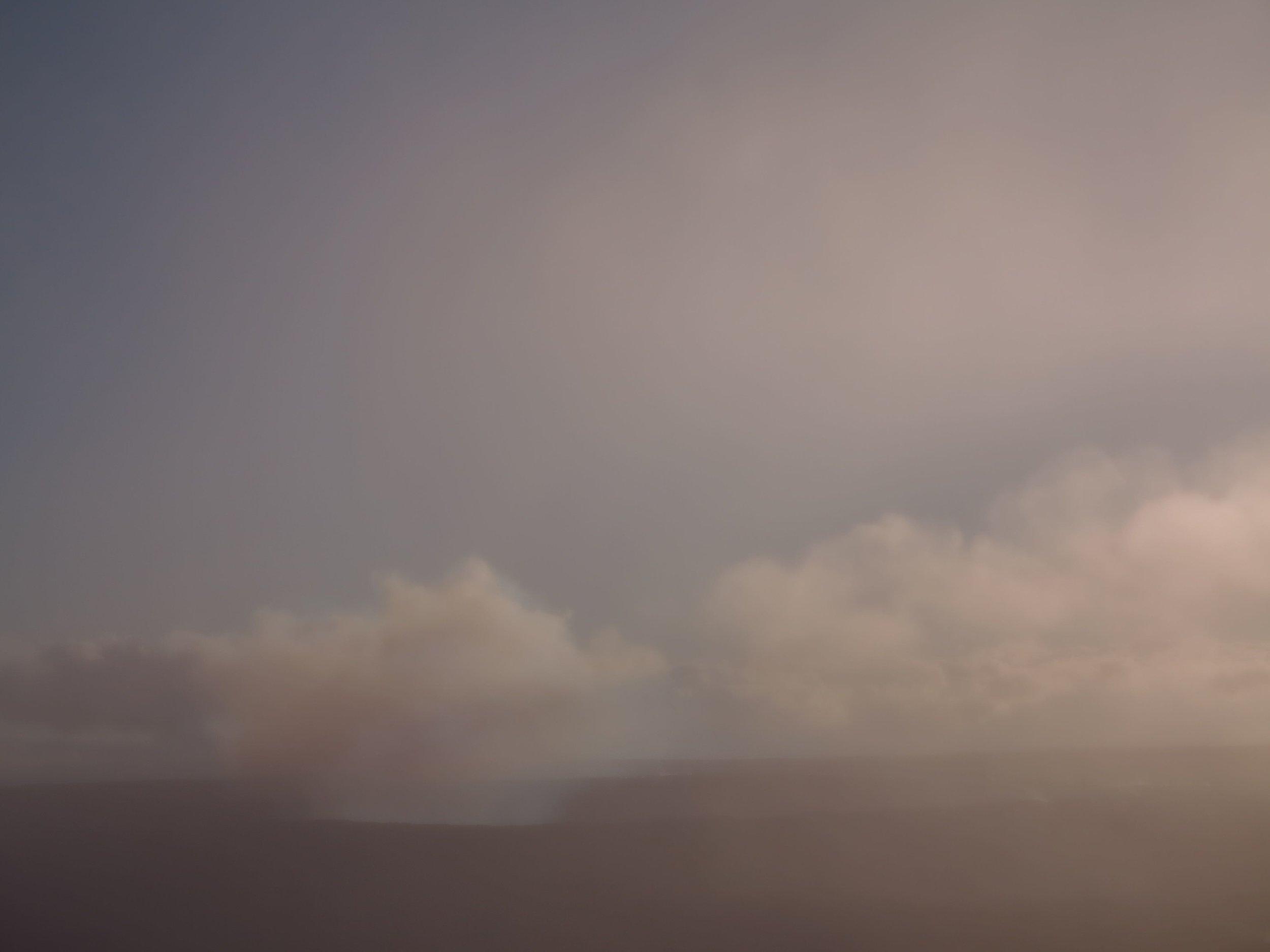 Halema'uma'u Crater, Hawaii Volcanoes National Park