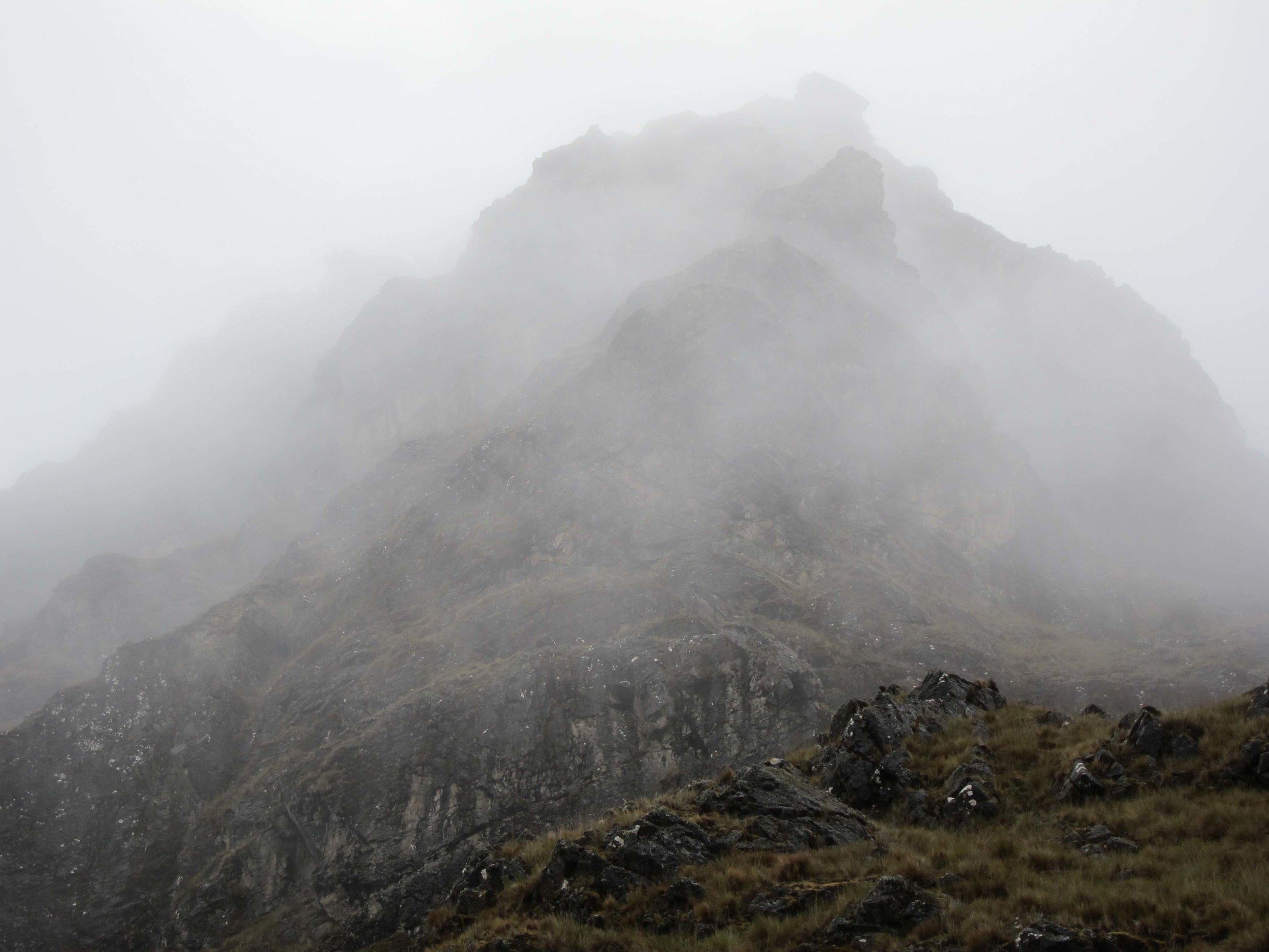 Warmiwañusca Pass, Inca Trail