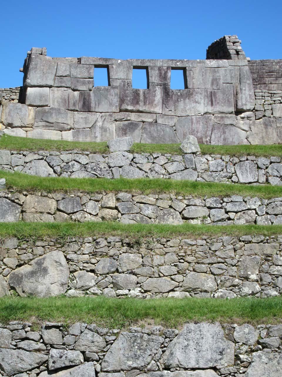 Temple of the Three Windows, Machu Picchu