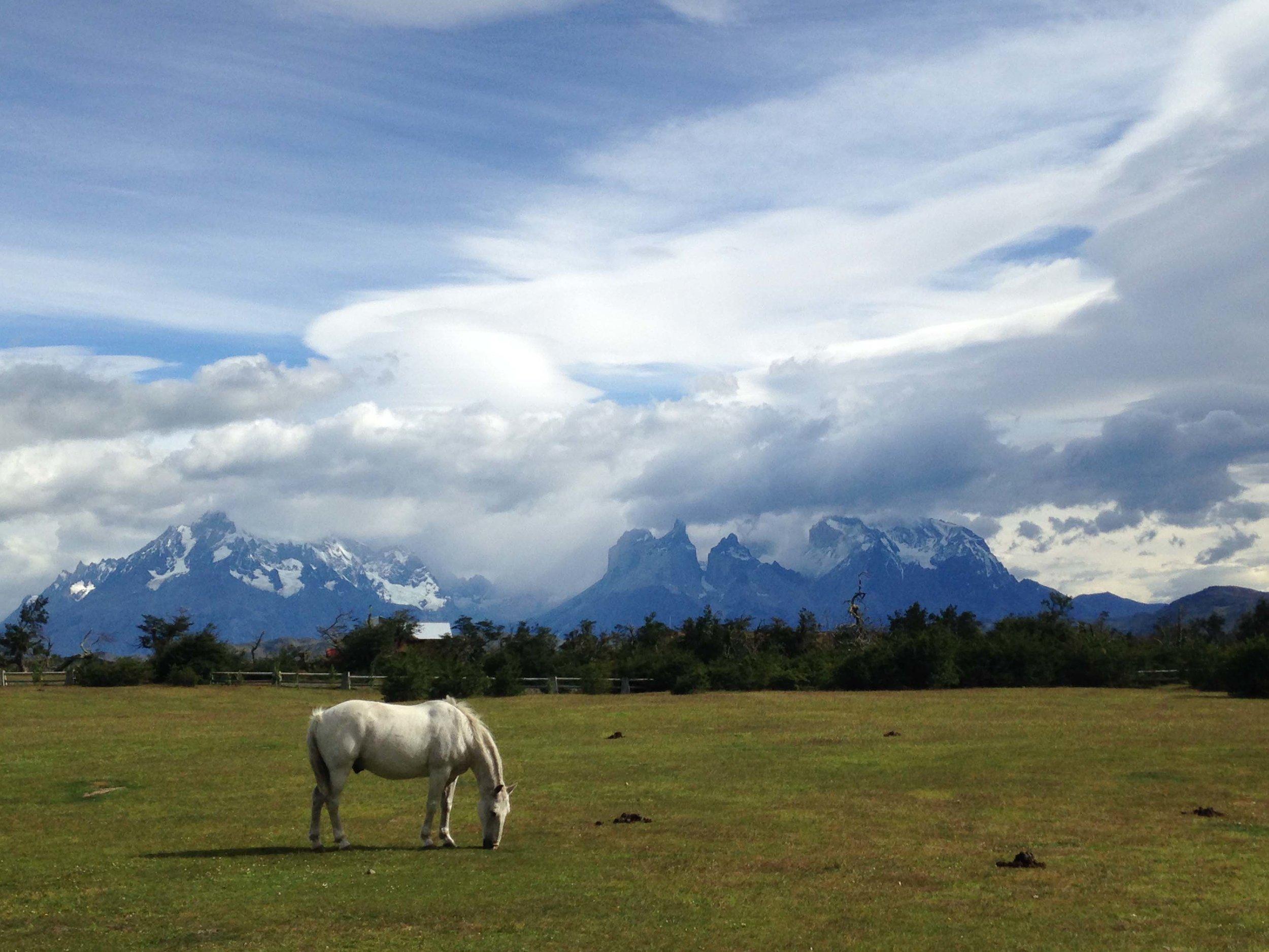 Pueblito Serrano, Torres del Paine National Park