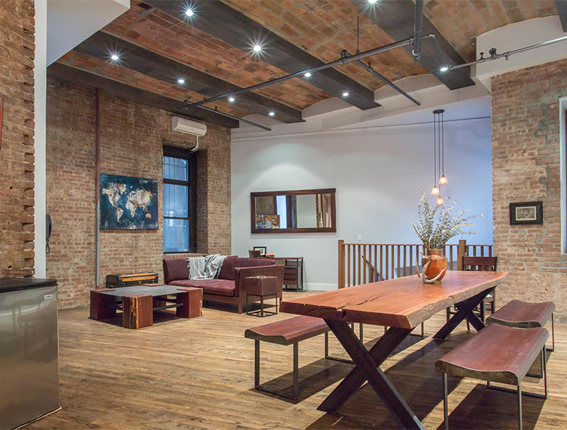 ASTOR PLACE LOFT - NEW YORK CITY