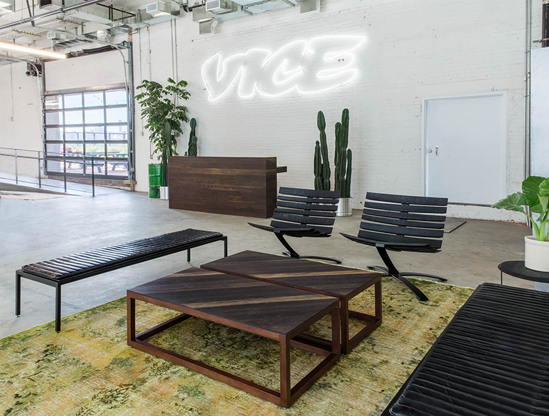 VICE MEDIA HEADQUARTERS - BROOKLYN