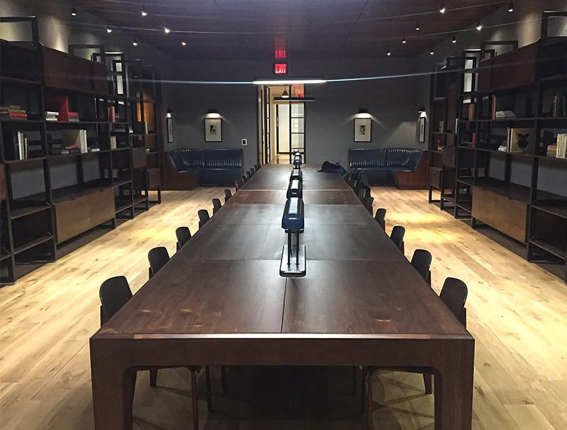 MANHATTAN WEST LIBRARY - NEW YORK CITY