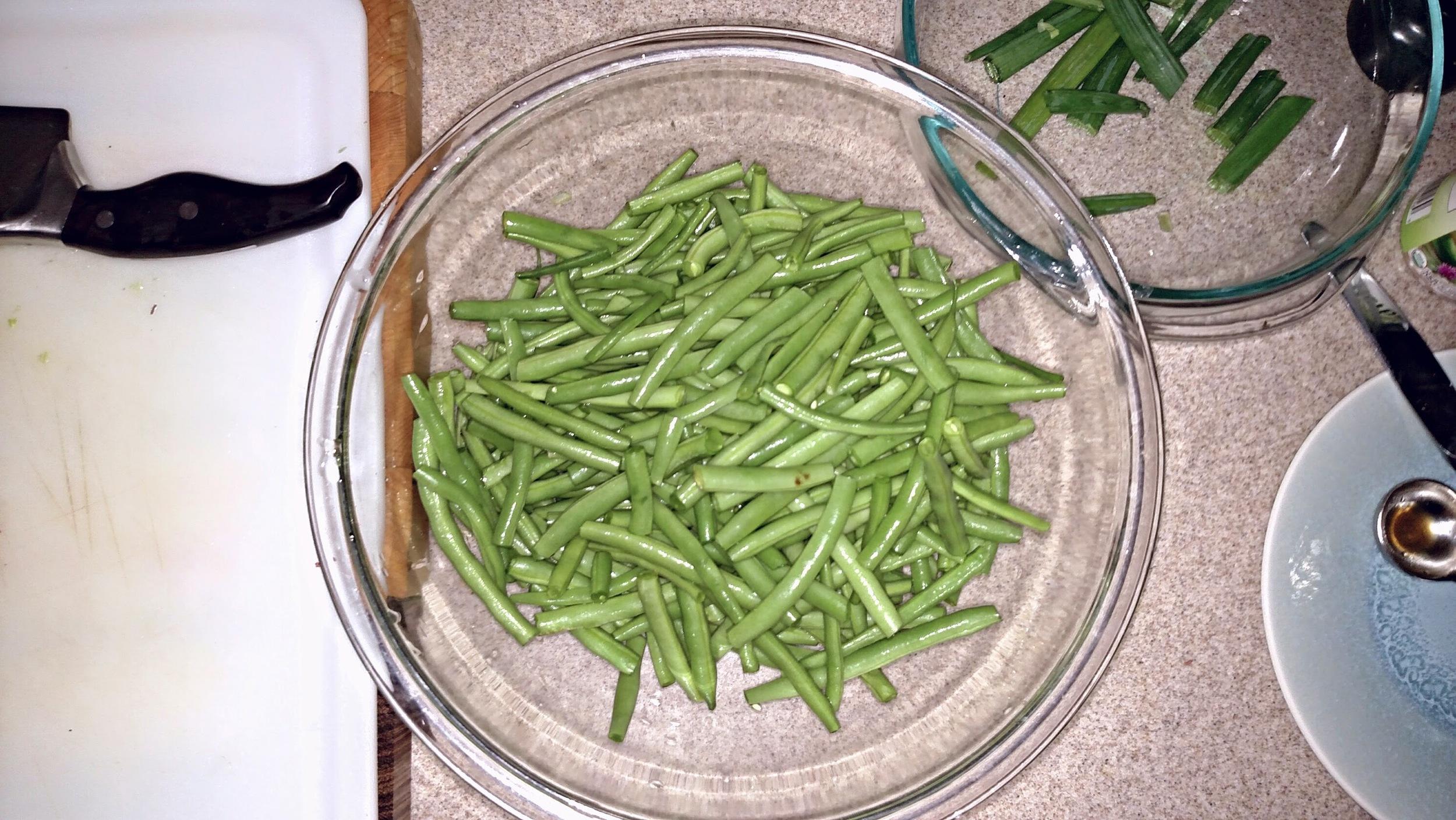 This Week in Food - Crispy Green Beans