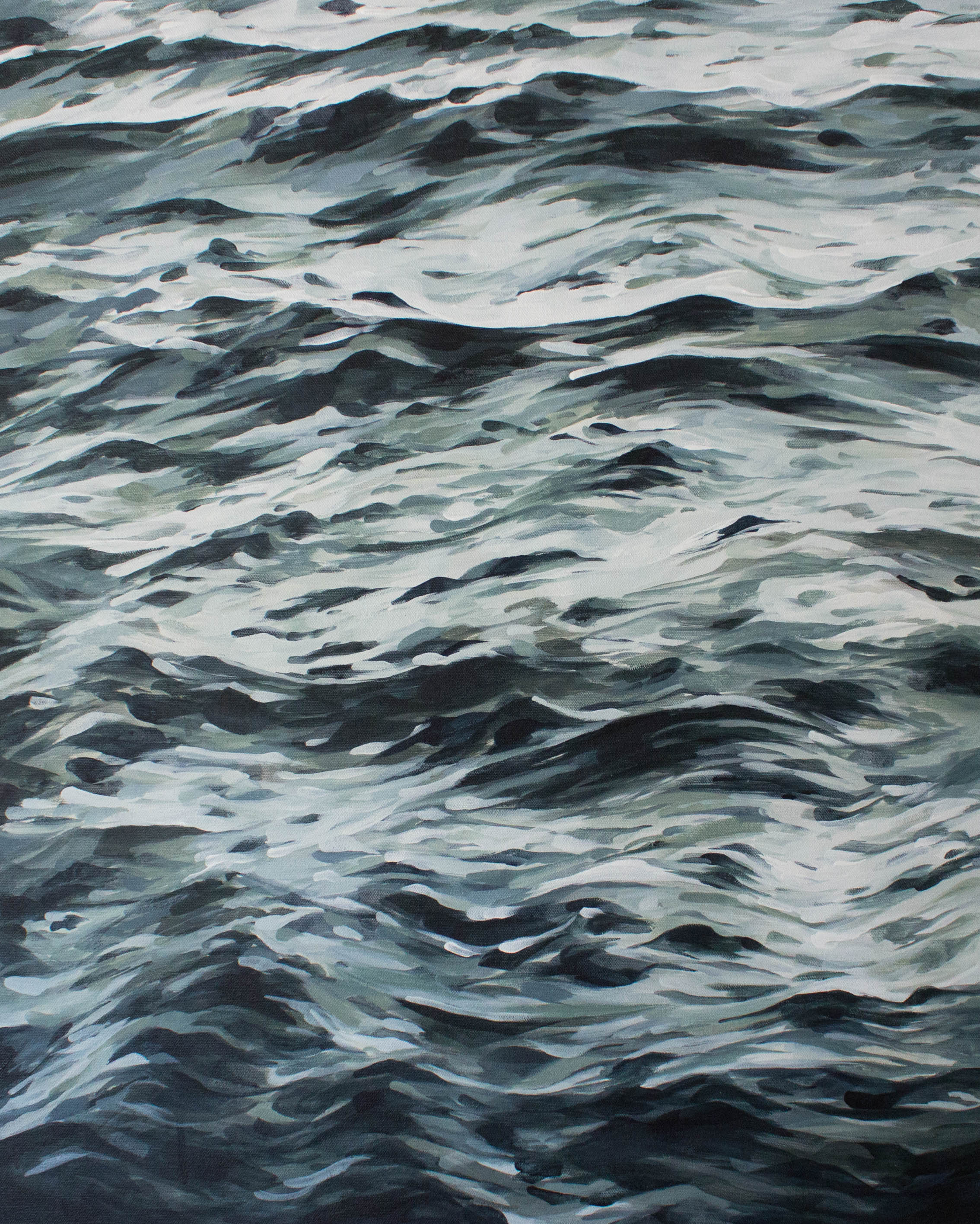 """Consistency"" 24x30"" acrylic on canvas"