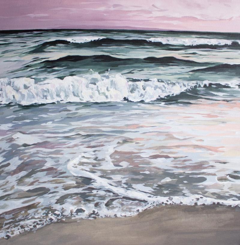 Seaside Sunset No.1