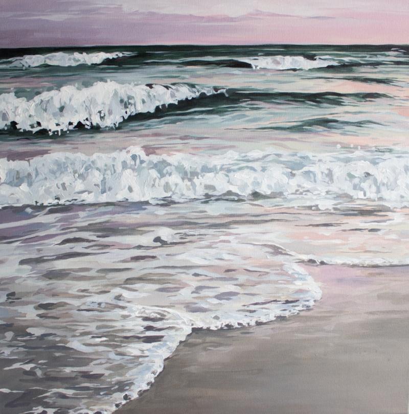 Seaside Sunset No. 2