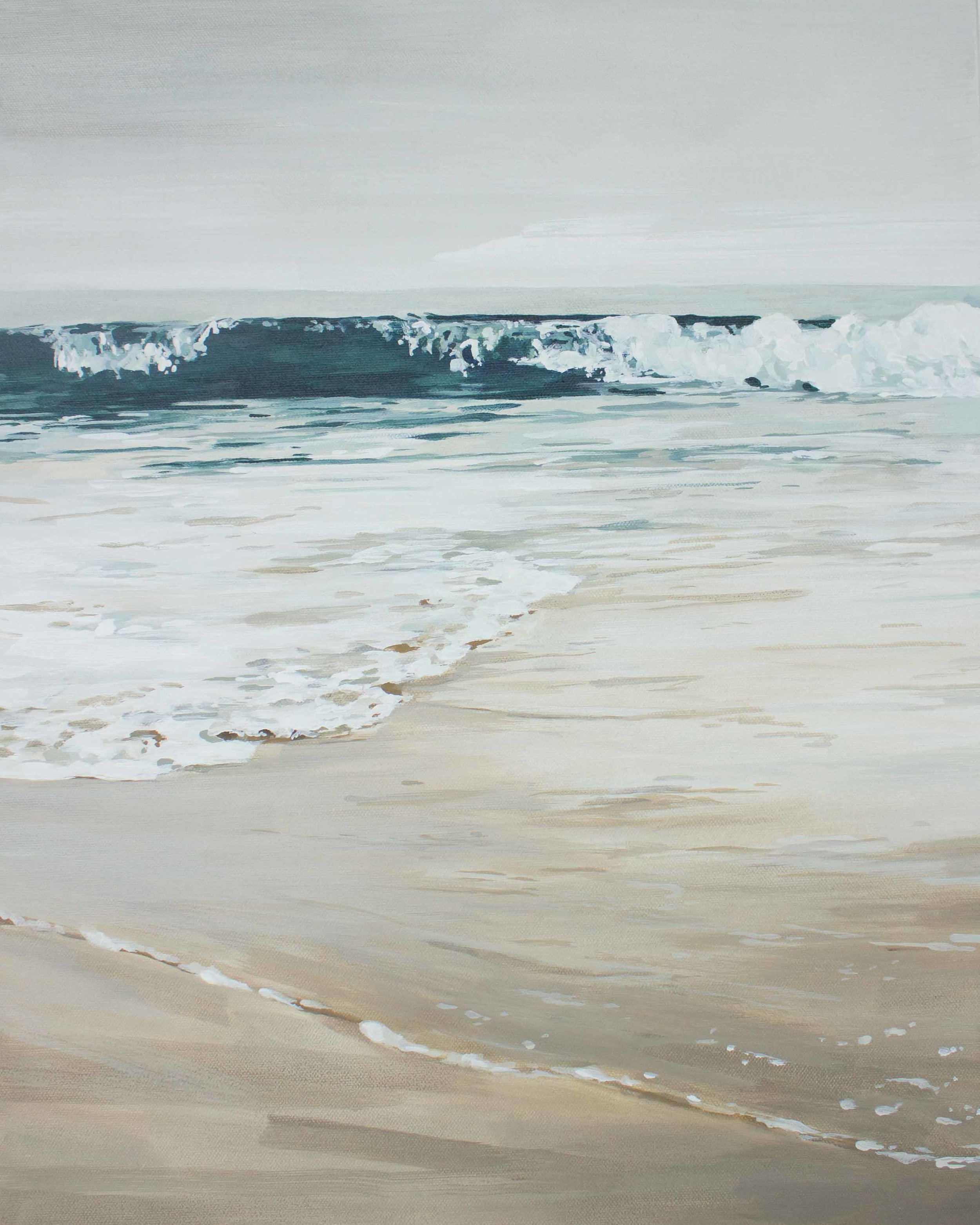 """Surf Time 16x20"""""""