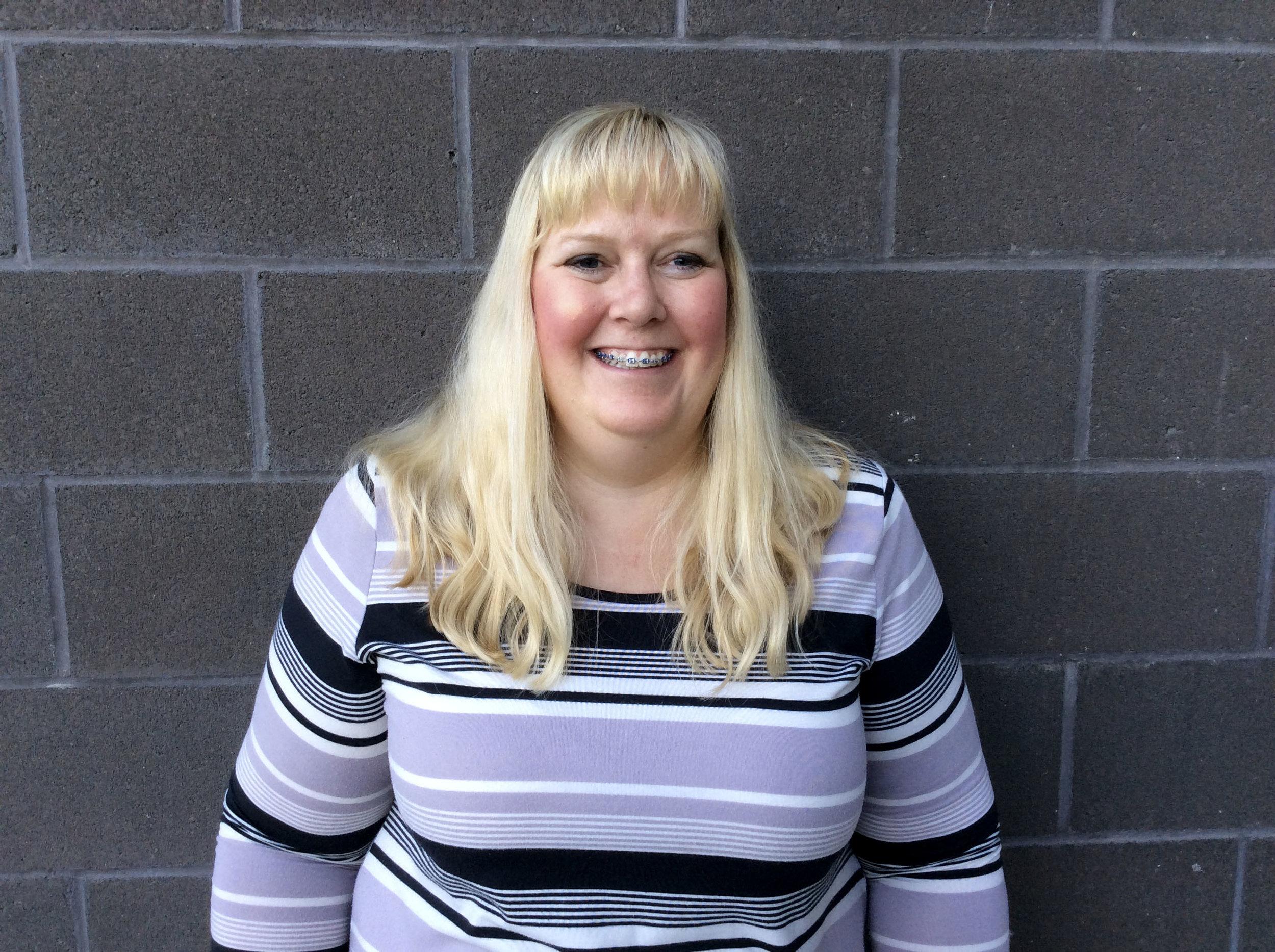Jennifer Hansen - Treasurer