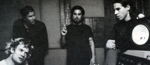 """Dave Navarro was an awesome temporary part of the Red Hot Chili Peppers. This was in '95 during the sessions for the lost RHCP album 'One Hot Minute'. I call it """"lost"""" because the band was in turmoil, Kiedis was on the junk, Frusciante split (the 1st time), Flea was having marital problem and Navarro seemed like a temp. In fact the band hasn't played a track from this album live in years (  proof ).  Despite all of that, this album is still awesome and one of my favorites. Navarro brought the sexy, heavy riffs, harder rock and psychedelia into the music. Check out  Tearjerker  and  Walkabout"""