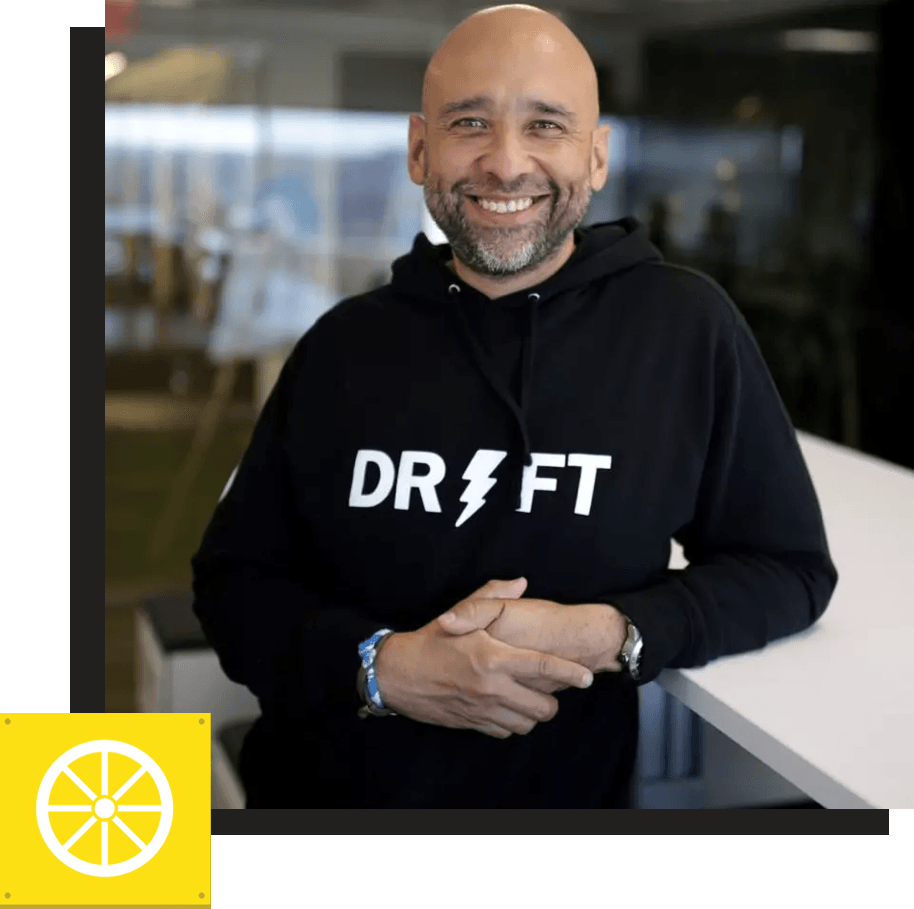 "DAVID CANCEL: Co-founder & CEO, Drift   ""Marketing has become about gaming the system. F*ck that. We've got to kill all those things."""