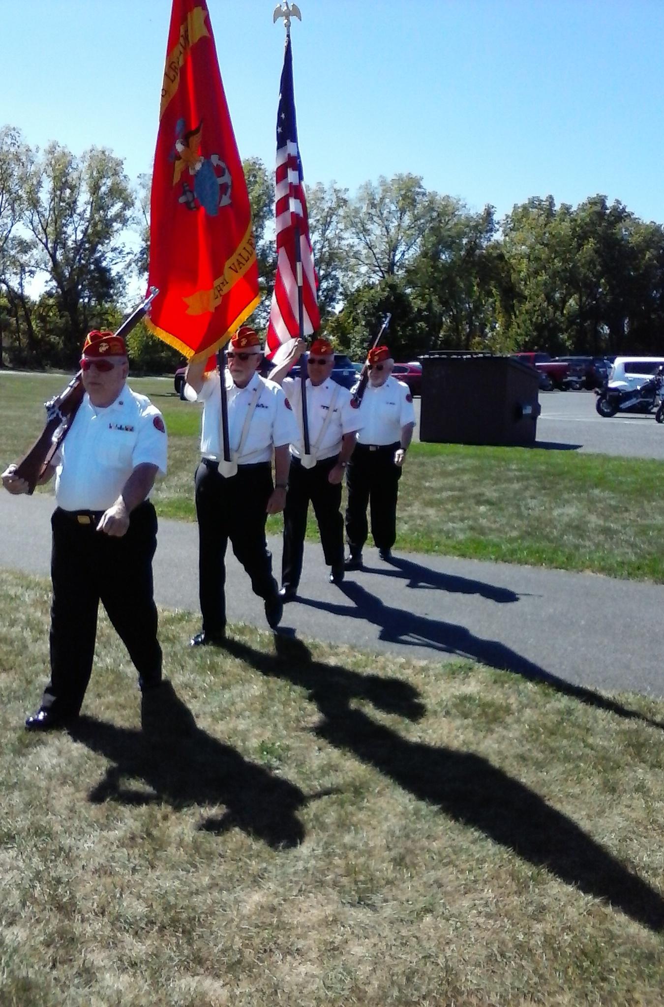 Veterans Brotherhood Charity Softball Game 9-25-16