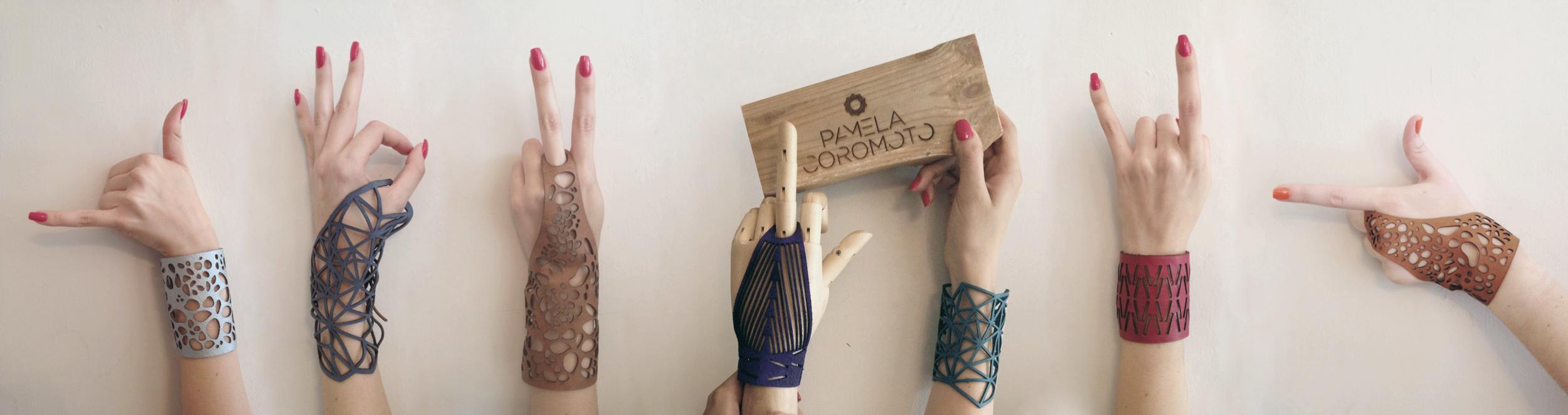 Bracelets Pamela Coromoto