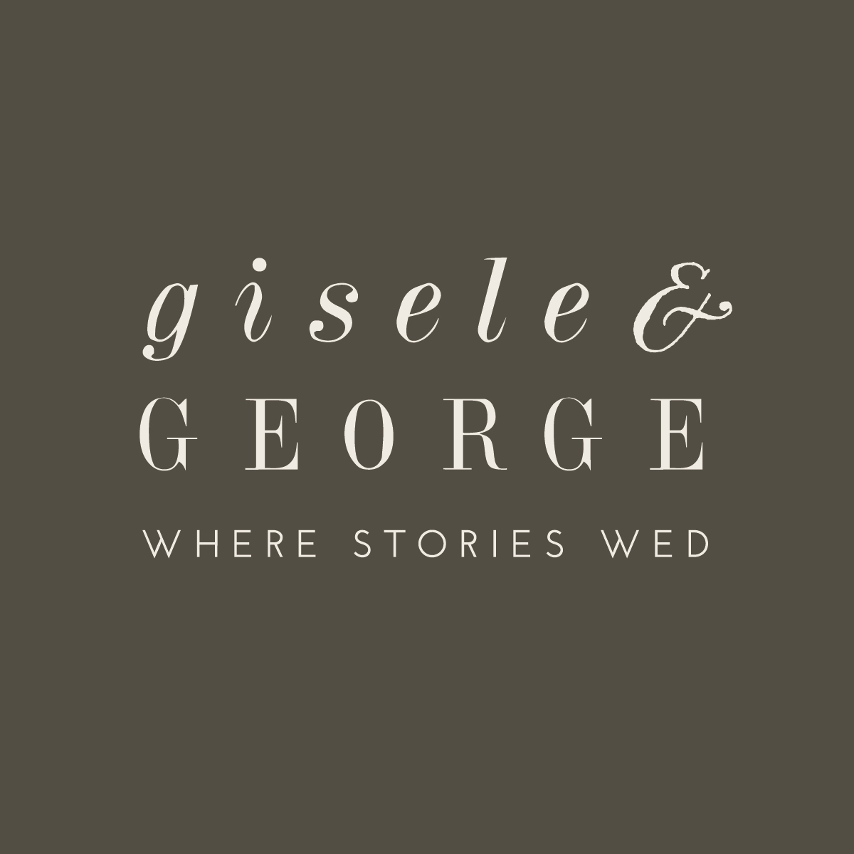 Gisele & George