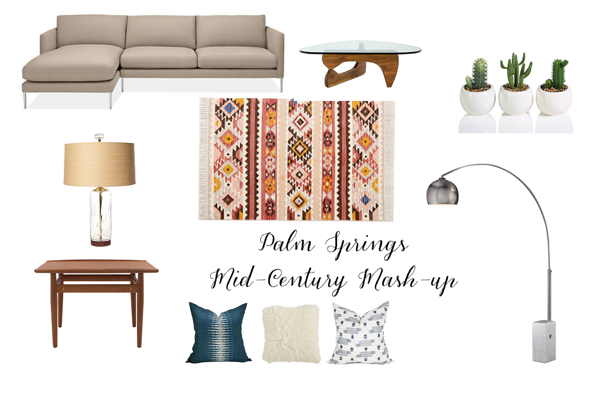 Sofa / Coffee Table / Rug / Table Lamp / Side Table  (similar)/ Pillow1 / Pillow2 / Pillow3 / Floor Lamp