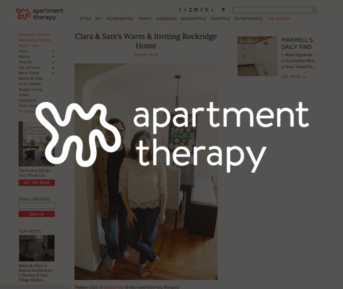 Apartment Therapy,February 2015   Clara and Sam's Warm and Inviting Rockridge Home