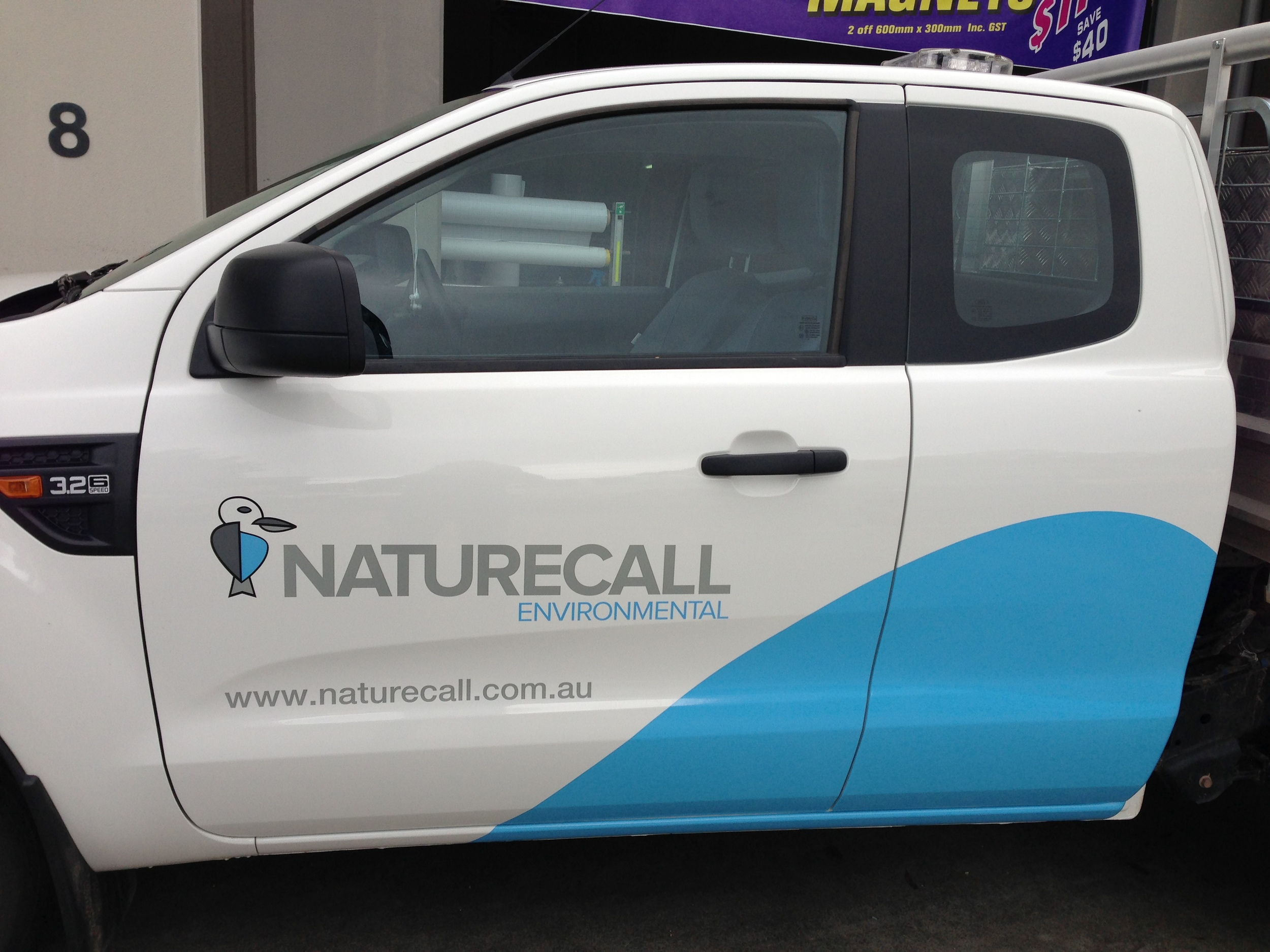 NATURECALL FINISHED UTE photo 2.JPG