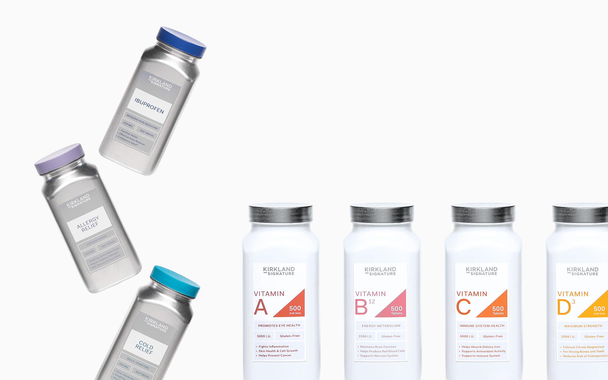 Category_ OTC + Medicine /Lead Designer: Hoimei Lin