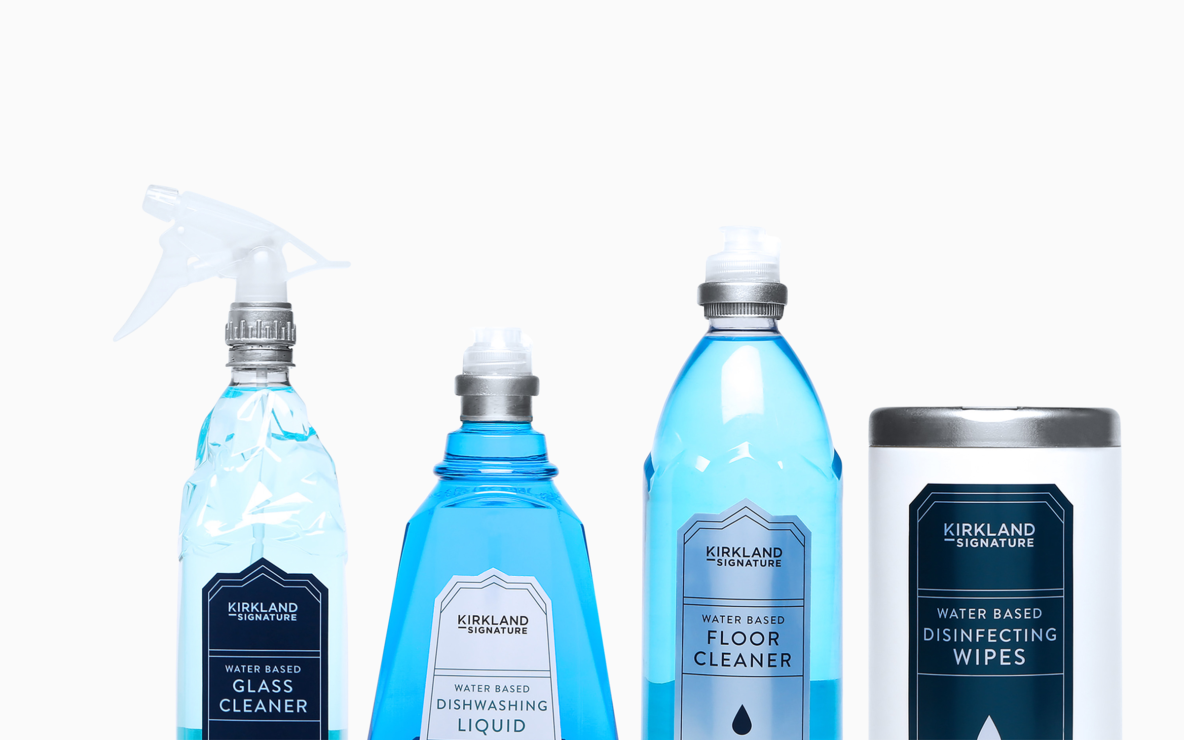 Category_ Water-based Cleaning Products /Lead Designer: Frida Thomsen