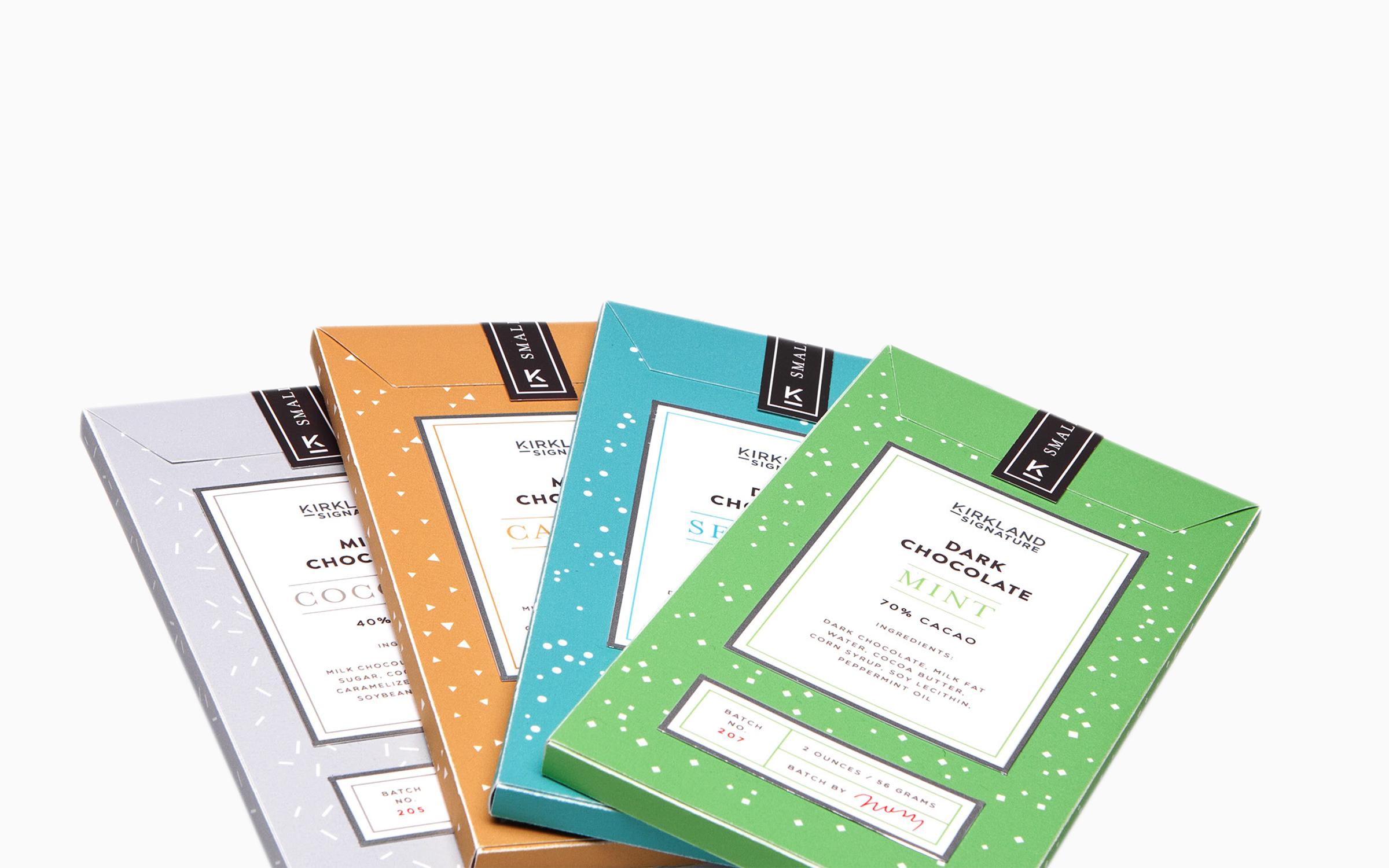 Category_ Small Batch Chocolates /Lead Designer: Yejoo Kwon