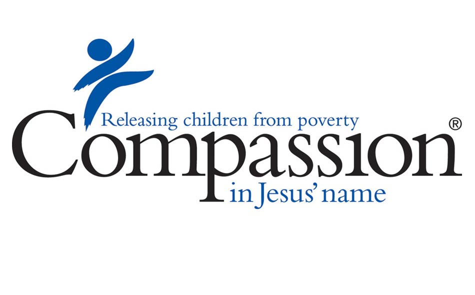 Compassion Canada- Sunday School Sponsored Child