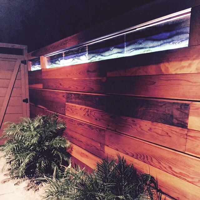 LaJolla home lentil windows