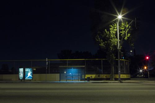 Bus Stop #230 - San Fernando, California