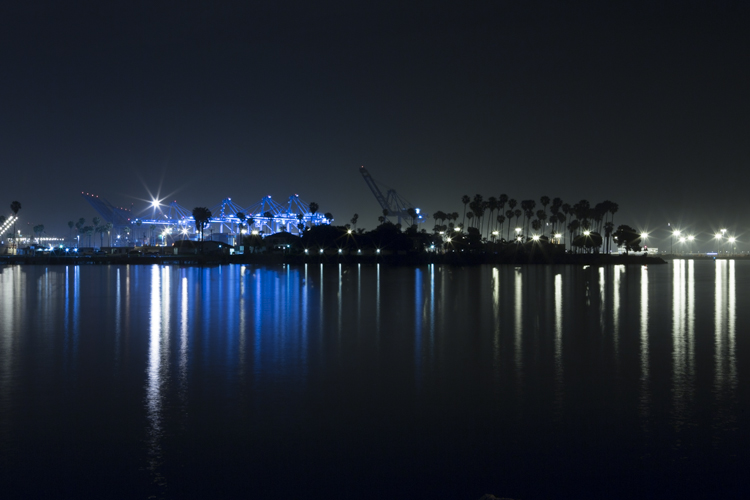 San Pedro, California.