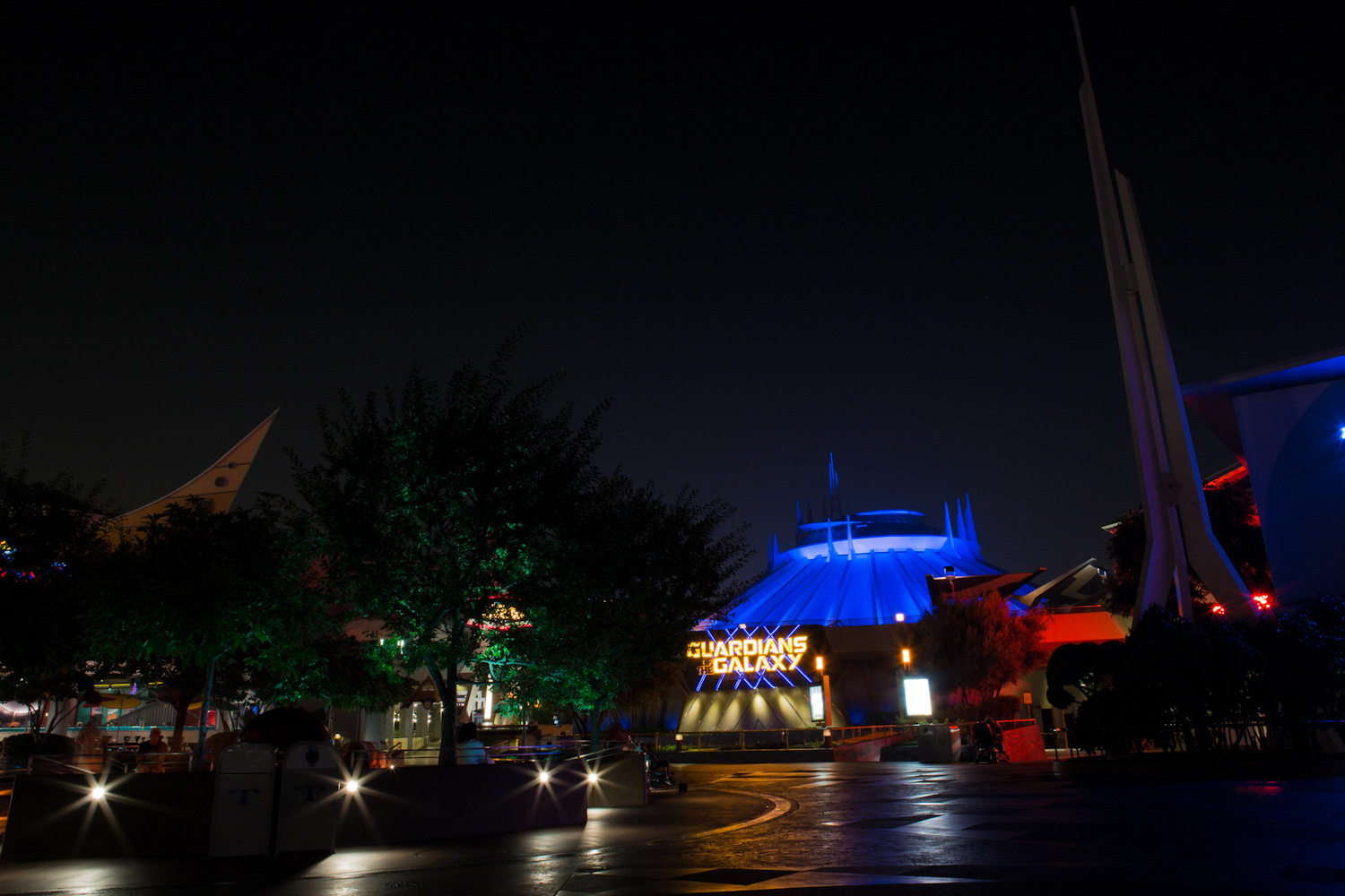 Disneyland - Tomorrowland