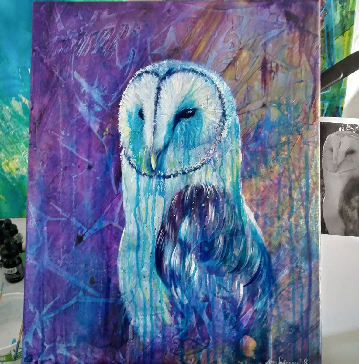 0971 barn owl wip elisa friesen 2018.JPG