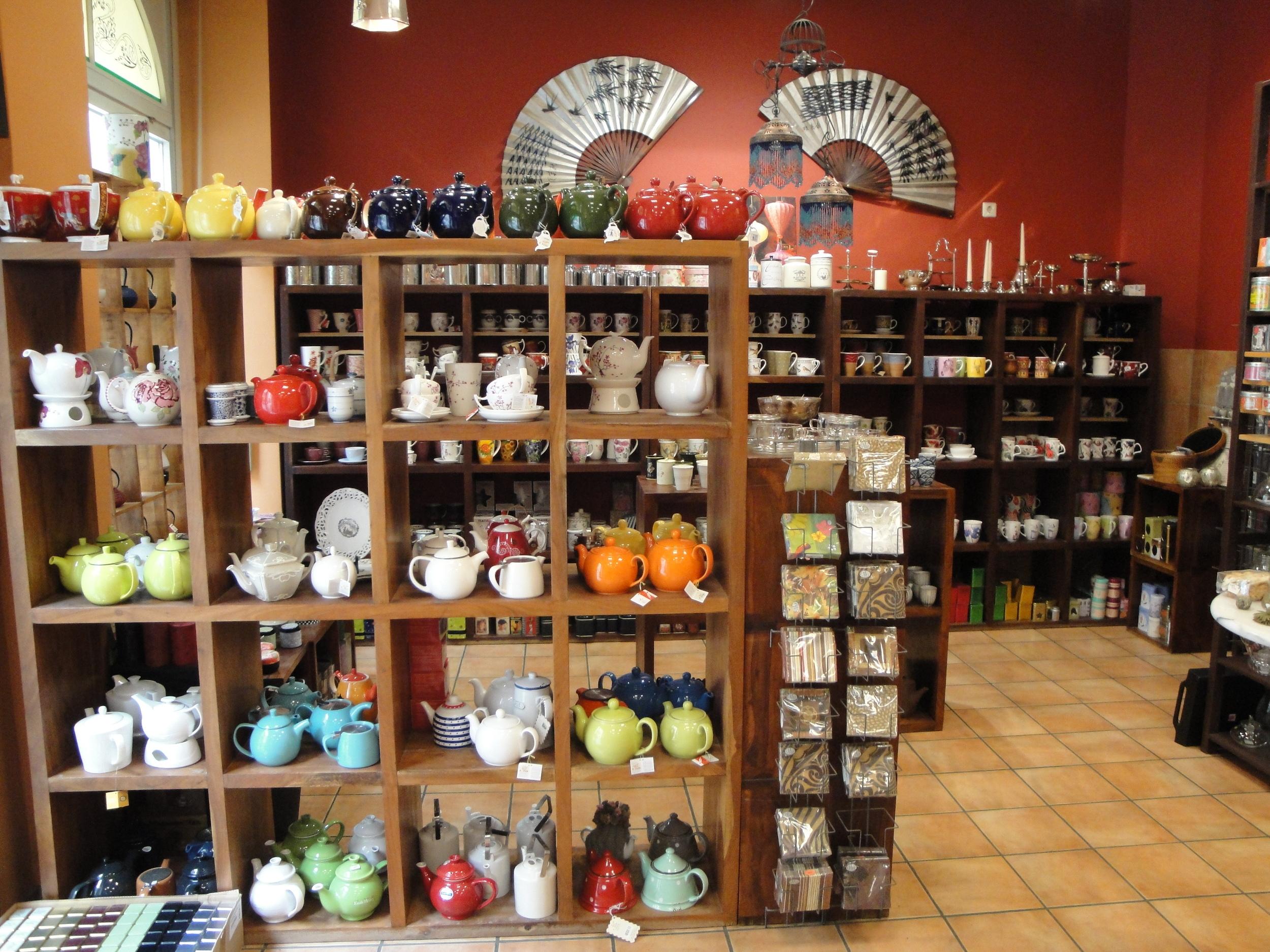 Tea pot?