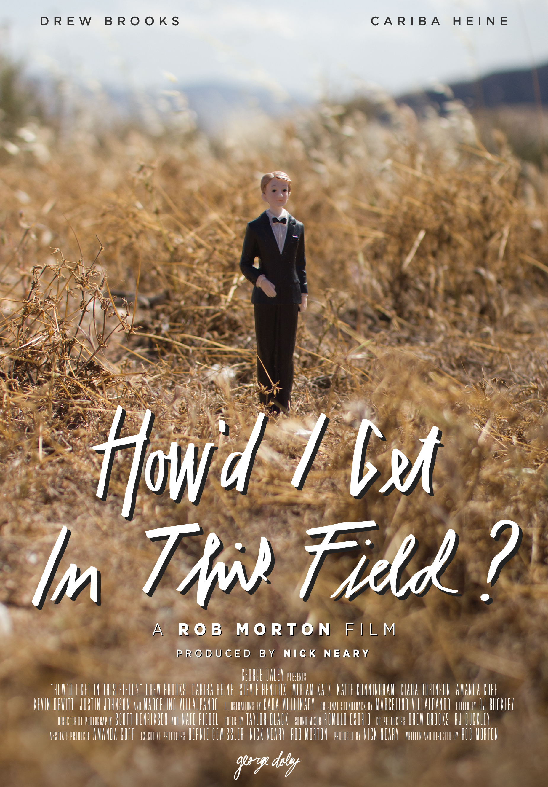 rob morton // how'd i get in this field? // short film
