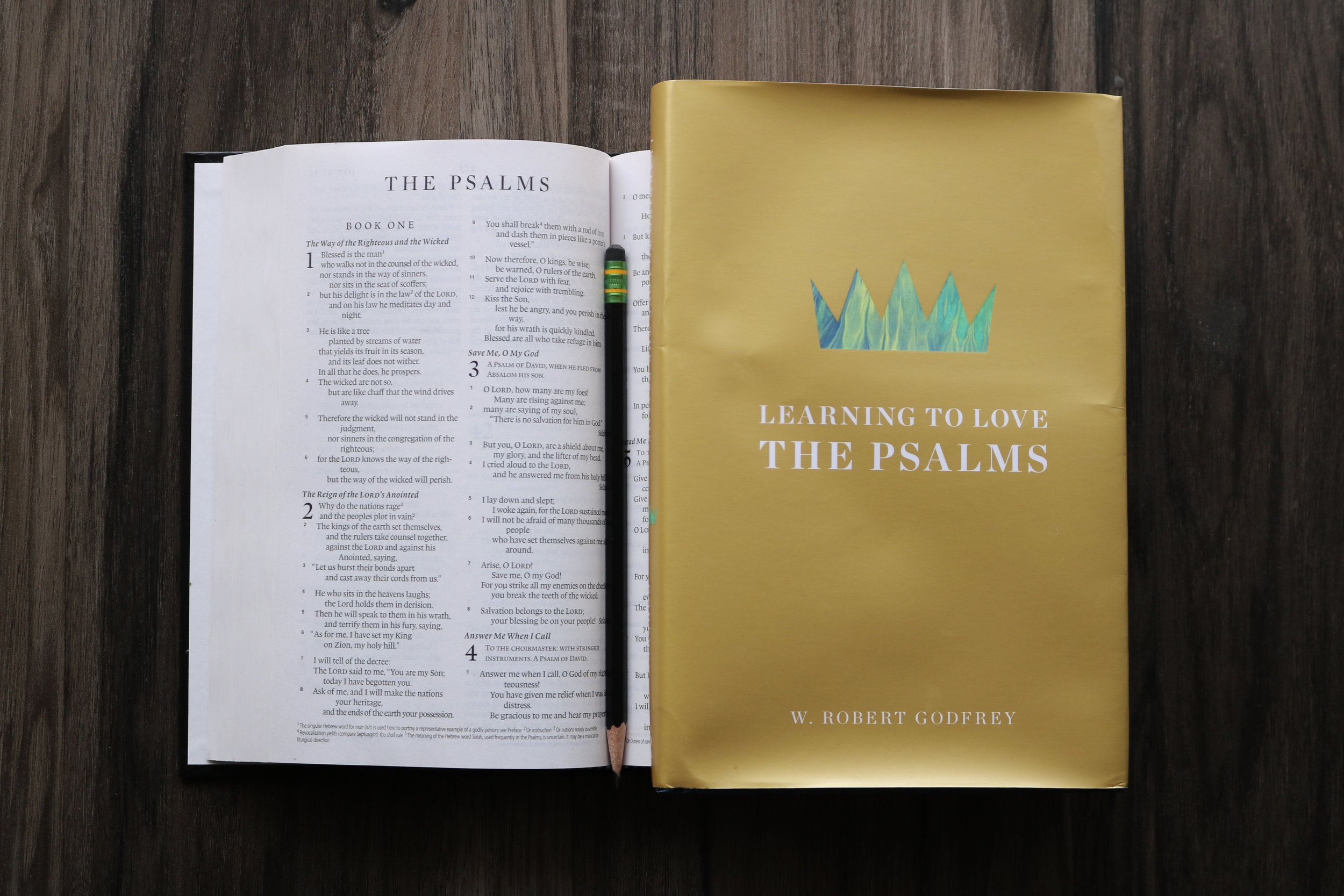 Additional Resources - We've collected resources such as books, articles, past sermons, and additional studies to help you grow in Christ.