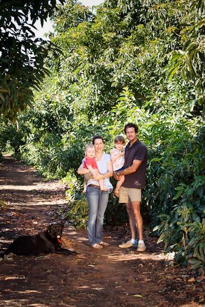 Barham_Avocados_Sarah_Anderson_Victoria_trees_couple_children_dog_sun_countryside