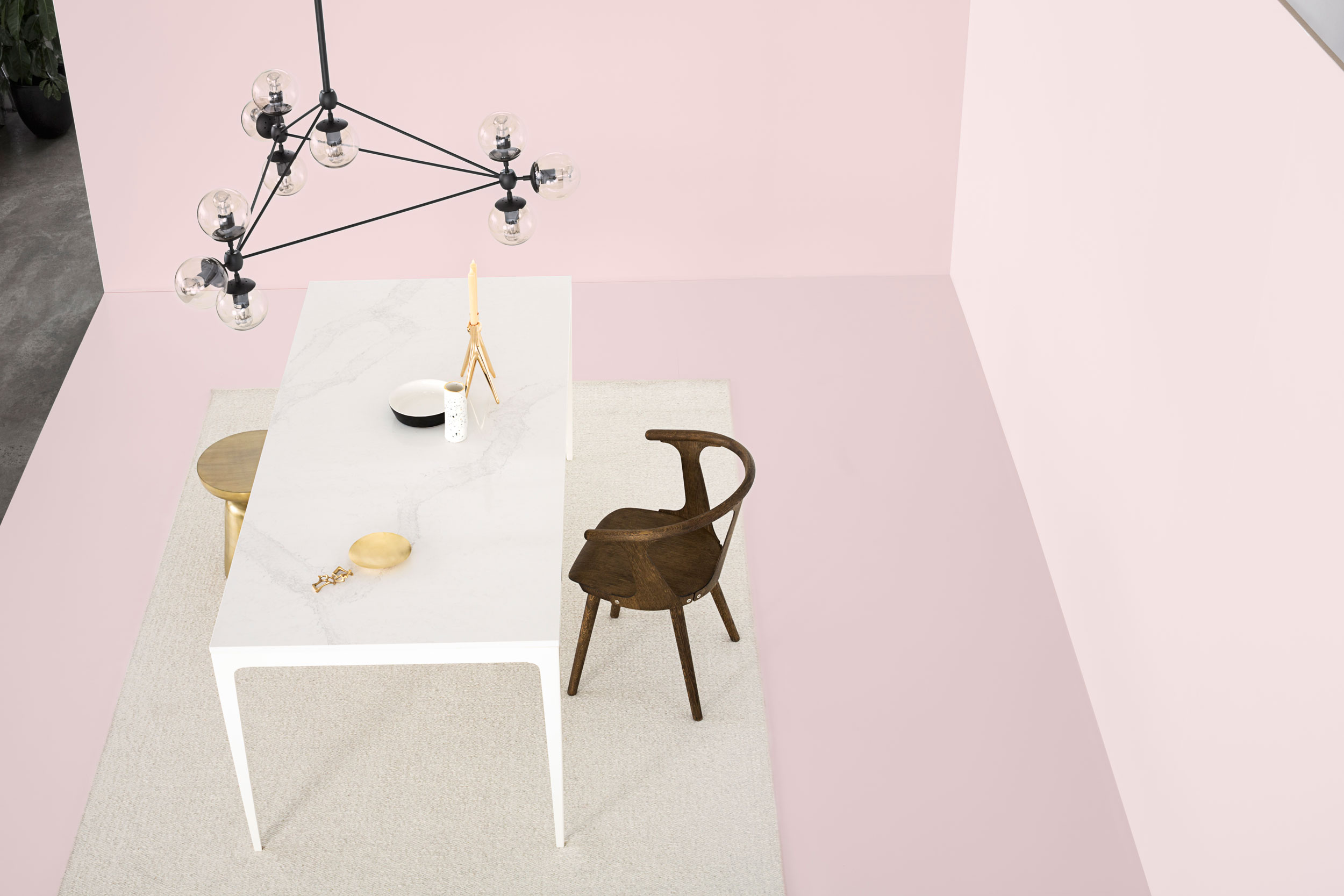 photograph_of_Urbi_table_stone_calcutta_cesarstone_tom_dixon_sarah_anderson_photography