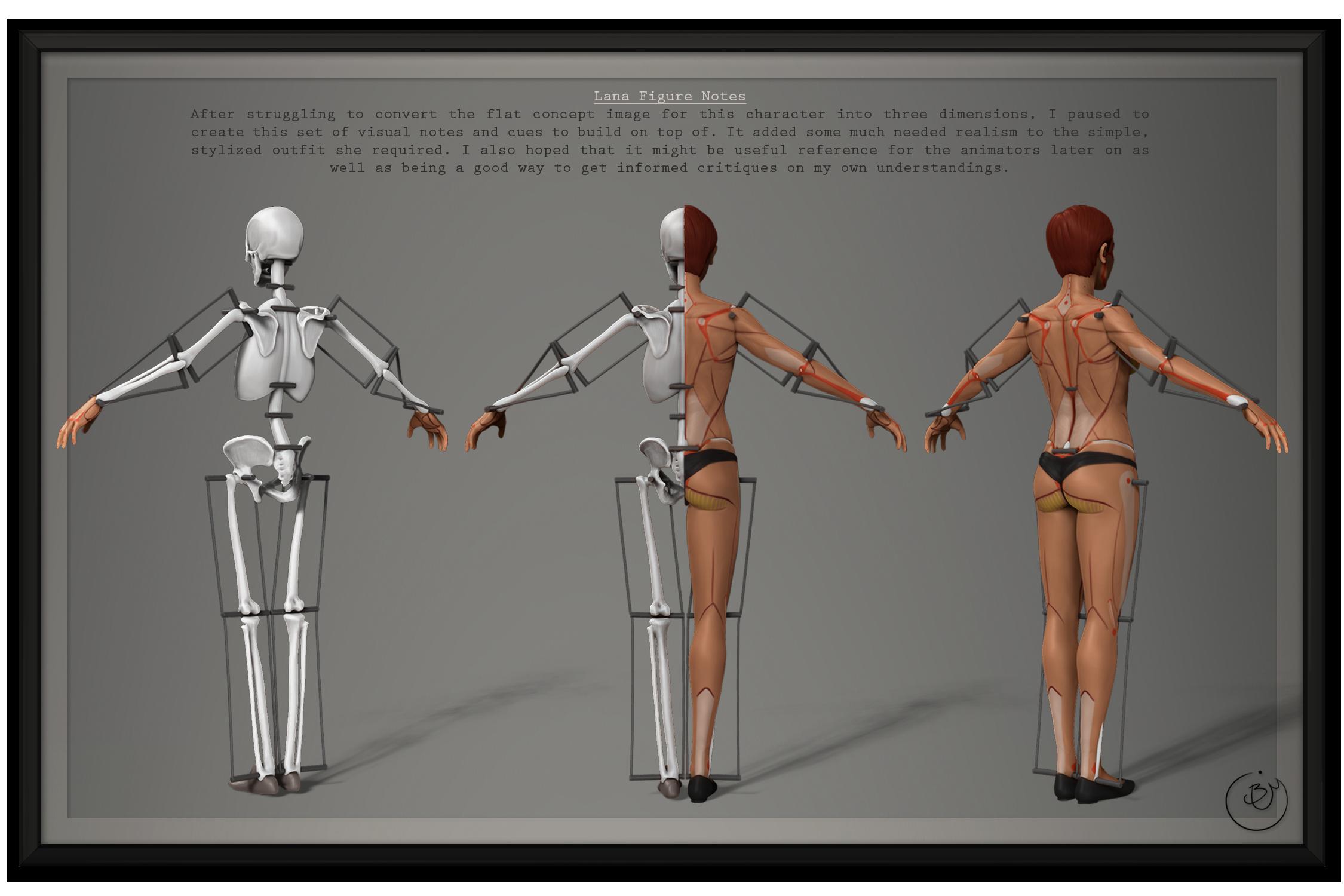 SM:Origins - Form Anatomy #2