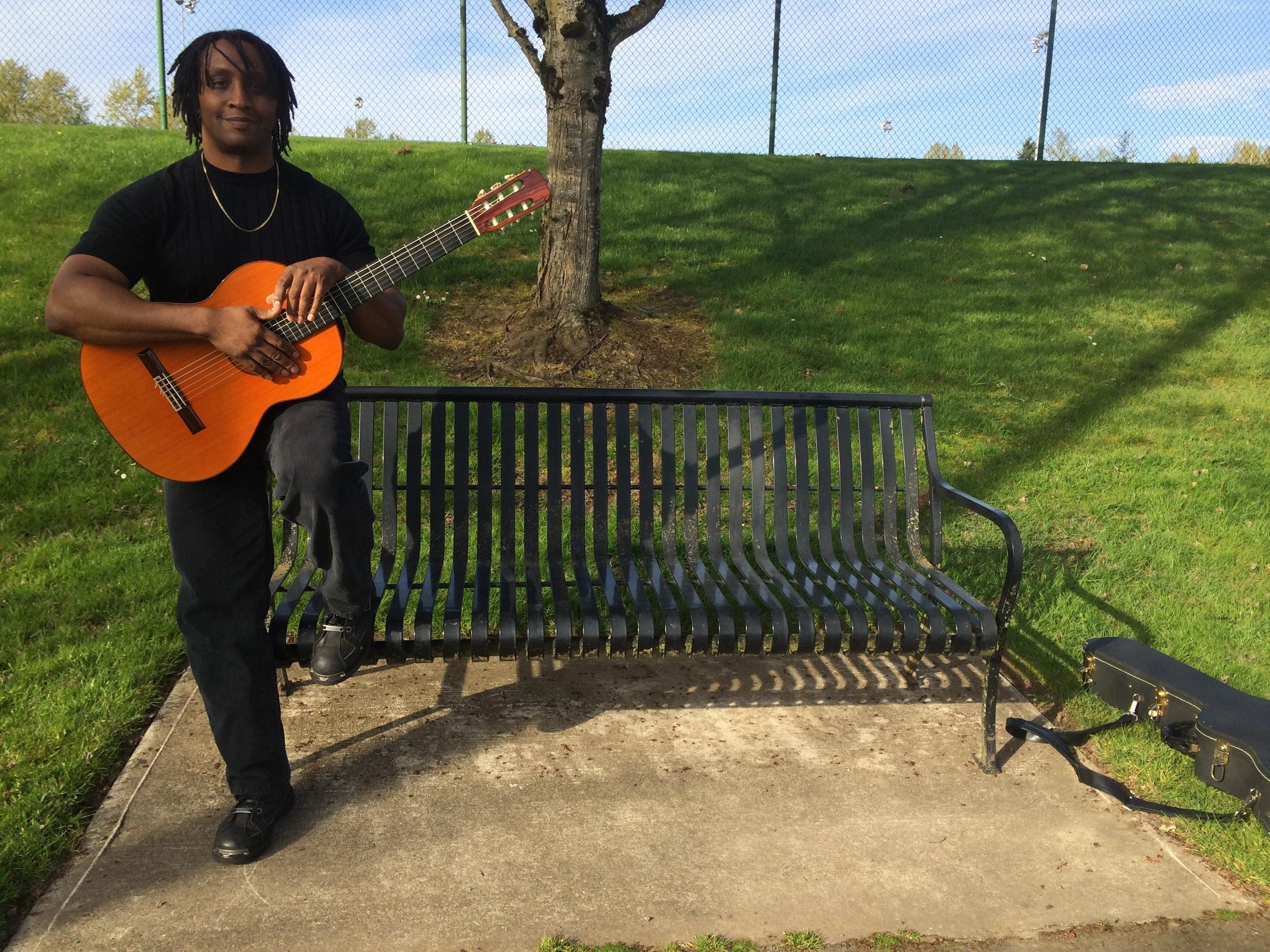 Leon Christian Guitar Lessons Seattle Tacoma Federal Way WA