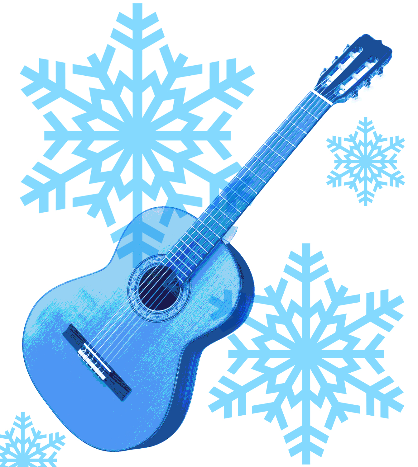 A Winter Holiday Classical Guitar Recital in Tacoma