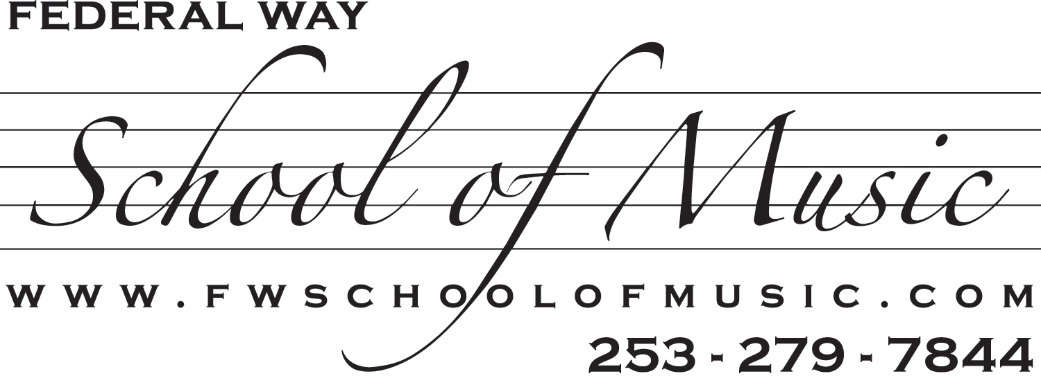 Federal Way School of Music Private Lessons Group Classes Guitar Violin Piano