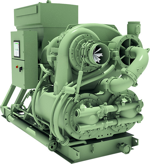 TURBO-AIR Centrifugal Air Compressor